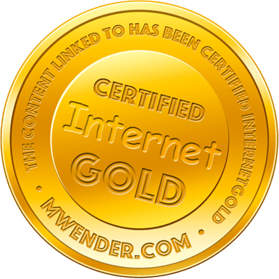 Internet Gold - #internetgold